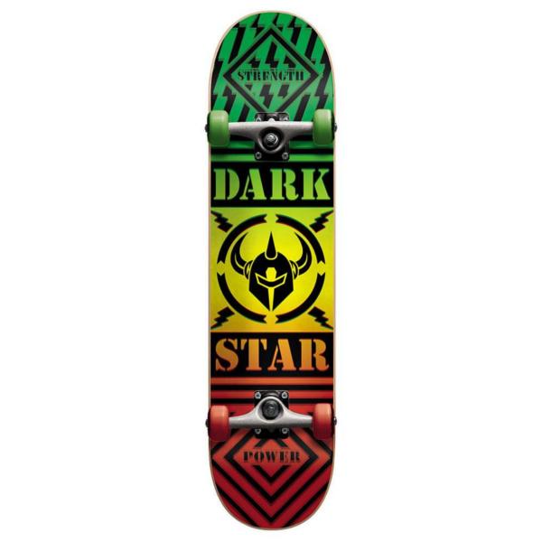 DARKSTAR – Blunt Complete 8.0″ (Rasta)