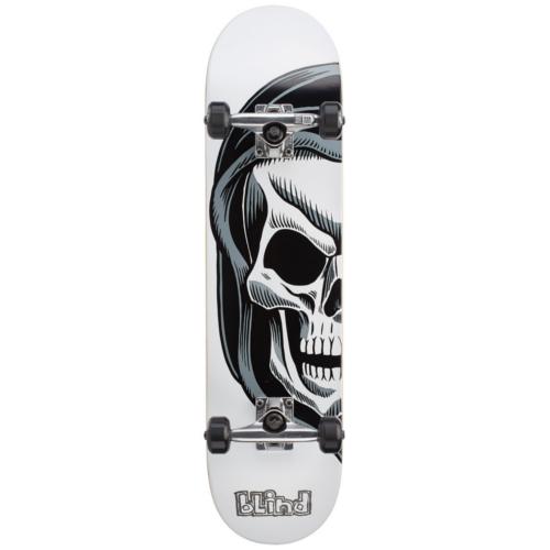 BLIND – Reaper Split Complete 7.75″ (White)