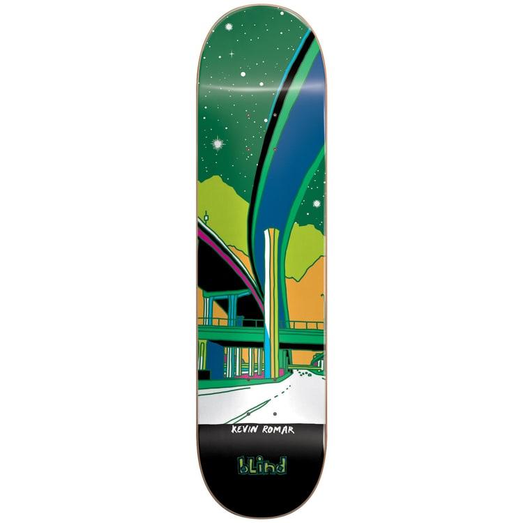 Blind Landscape Skateboard Deck - Romar 8.125