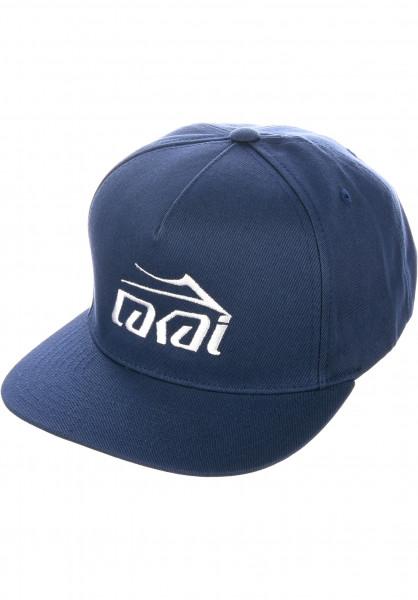 Lakai-Caps-Basic-Snapback-slate-Vorderansicht_600x600