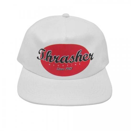 thrasher_oval_snapback_white